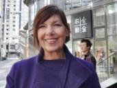 Agneta Engqvist är min medförfattare till tre böcker. Hon är också journalist specialiserad på Kina – och min hustru.