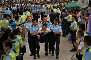 HK arrestering