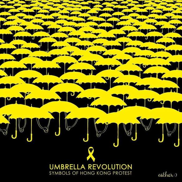 Umbrella revolution_7