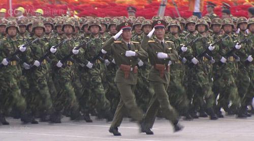 Militärparad 1999