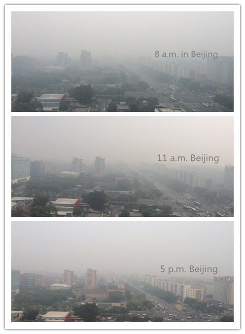 Pekingsmog 20151007
