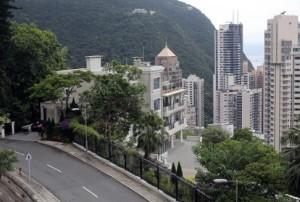 HK Jack Mas hus